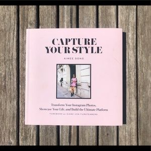"""""""Capture Your Style"""" book"""
